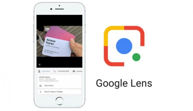 Google Lens Technology