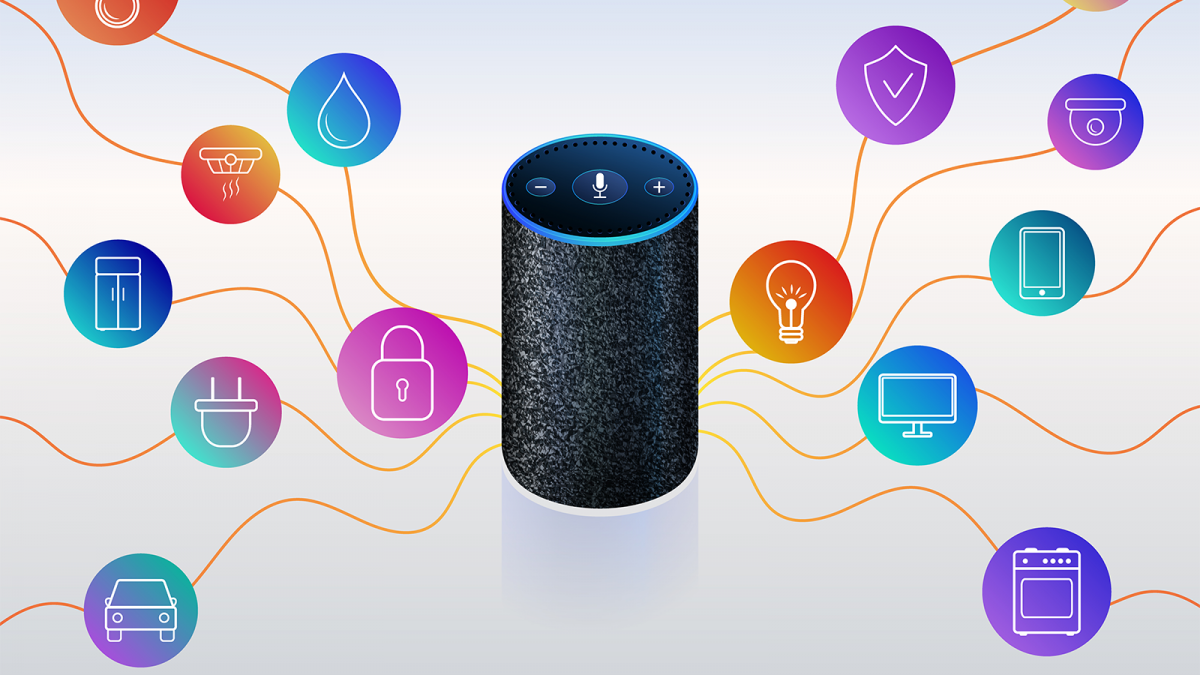 Alexa Technology can be implemented to Business