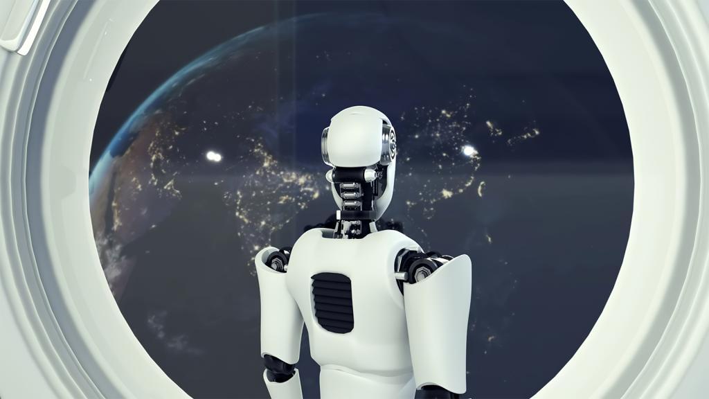 Robotics in Space Tourism
