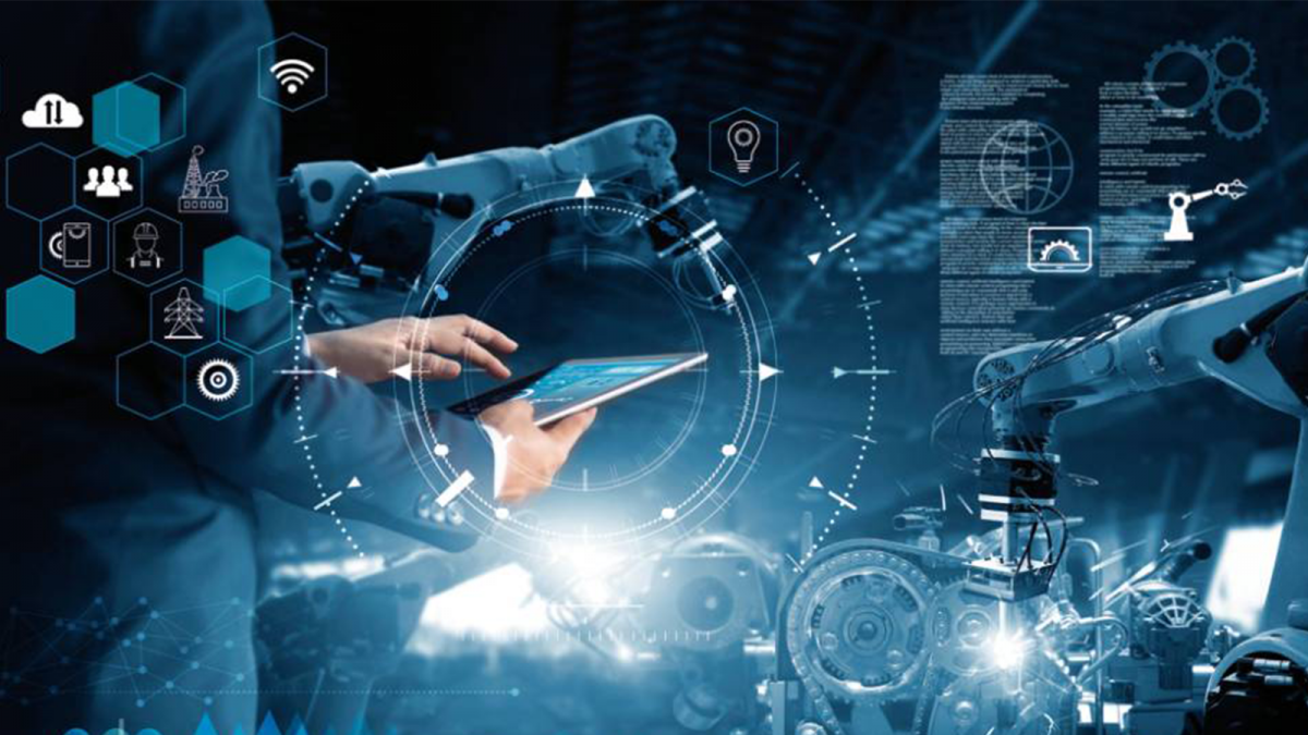 New Revolution – Industry 5.0 Production Model