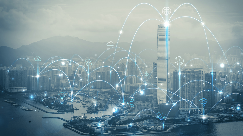Service Platforms and Architecture of Smart Cities