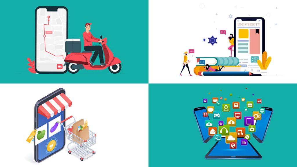 Various Disciplines of Mobile Application