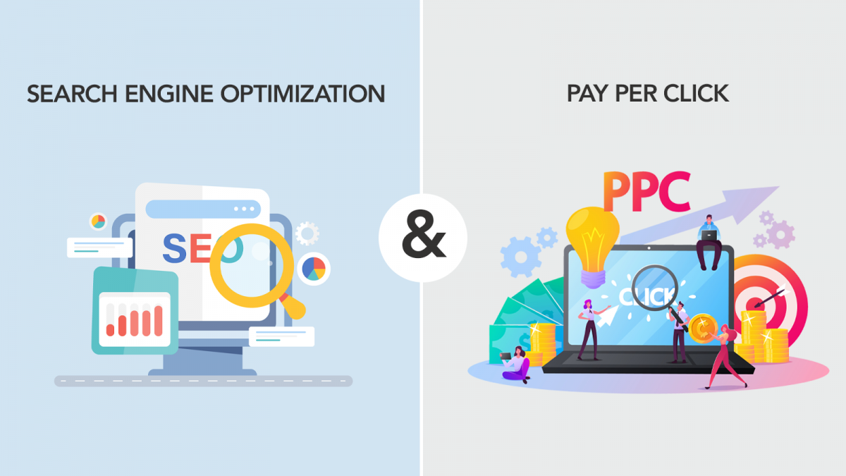 Differentiation Between SEO/PPC